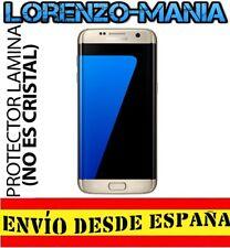Protector pantalla lamina Samsung Galaxy S7 Edge (no cristal templado) VV