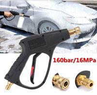High Pressure Washer Gun Foam Lance Set Car Wash Clean Water Cleanner Tools