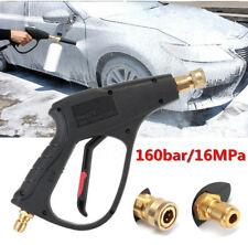 High Pressure Washer Gun Foam Lance Set Car Wash Clean Water Cleanner Tools