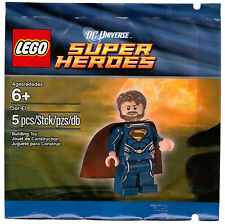 2013 DC COMICS SUPER HEROES JOR-EL 5001623 MINIFIGURE POLYBAG, SEALED