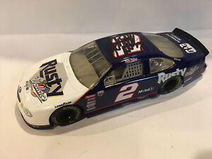 1998 Rusty Wallace Winners Circle NASCAR #2 1:24 Ford Taurus Signed - No Box