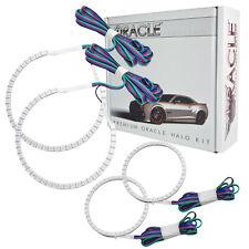 For Hyundai Genesis 2009-2010  ColorSHIFT Halo Kit Oracle