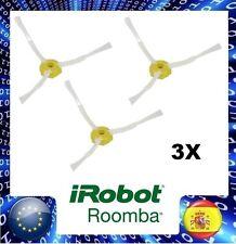 Recambio de irobot roomba lote pack de 3 recambios cepillo lateral ENVIO RAPIDO