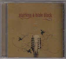 STARLESS & BIBLE BLACK - same CD
