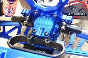 TRAXXAS HOSS 1:10 RUSTLER VXL 4X4 ALLOY GPM RACING REAR GEARBOX UPGRADED PARTS