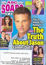ABC Soaps In Depth Magazine - April 16, 2012 - Steve Burton, Stephen Nichols