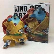 Anime One Piece King of Artist The Jinbe PVC Figure New No Box
