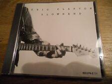 ERIC CLAPTON SLOWHAND 1977 CD 9 TRACKS WEST GERMAN PRESSED GEMA RARE RSO RECORDS