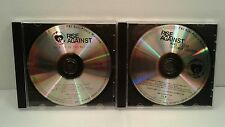 Lot of 2 Rise Against CD Singles: Help Is on the Way, Make It Stop