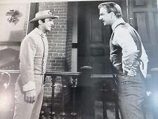 1967 Gunfight In Abilene Bobby Darin Vintage Original Photo B&W 8x10 #19