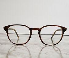 Oliver Peoples Fairmont OV5219 1310 49[]21 145 Eyeglasses/Frames (Italy) W/Case