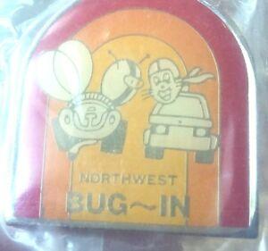 Northwest Bug In pin