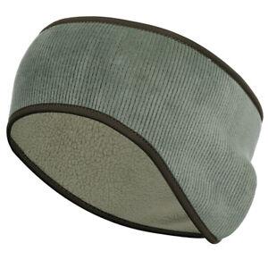 1/2PCS Ear Warmer Headband Winter Sweatband Men Outdoor Sport Hair Accessories