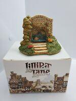 1990-1991 Lilliput Lane Cosy Corner with Original Box Made In U.K.