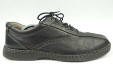 Mens CLARKS WAVE Comfort Casual Lace Up Shoes Size 11.5 M