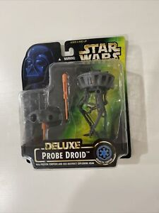 Star Wars Deluxe Probe Droid c.1996 Brand New In Box NOS.