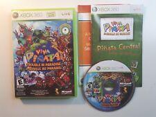 Viva Pinata Trouble In Paradise Xbox 360 Game Complete CIB - FREE SHIPPING !!