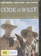CODE OF THE WEST - James Warren, Debra Alden, John Laurenz - DVD