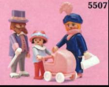 Playmobil Victorian Sets pieces :5322-5323-5504-5507-7255