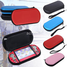 Hard Zipped EVA Pouch Travel Case Carrying Bag for Sony PSP PS Vita PSV2000/1000