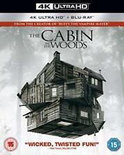 The Cabin in the Woods 4K [Bluray] [2018] [DVD]