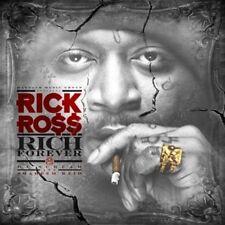 Rick Ross - Rich Forever Mixtape CD Maybach Music MMG