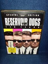 Reservoir Dogs (Dvd, 2003, 2-Disc Set, Special Edition) Brand New Factory Sealed