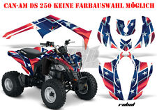 AMR Racing DECORO GRAPHIC KIT ATV CAN-AM Renegade, ds250, ds450, ds650 Rebel B