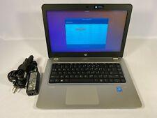 "HP ProBook mt20 Mobile Thin Client Intel Celeron 8GB RAM 128GB SSD 14"" Screen"