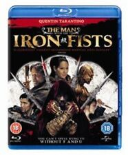 The Man With the Iron Fists Blu-ray (2013) Russell Crowe