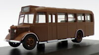 Oxford Diecast 1/76 Scale 76OWB002 - Bedford OWB Bus - Brown MOS