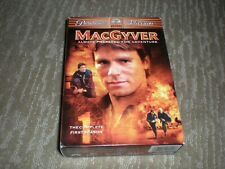 MacGyver Complete First Season Dvd Set