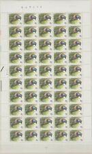 """Belgique, België, Feuille entière de timbres """" Buzin """" neuve MNH, bien"""