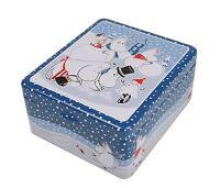 Moomin Tin Box Tea Winter