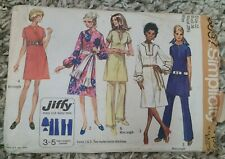 New ListingVintage Simplicity Sewing Pattern 9057 Sz 12 From 1970