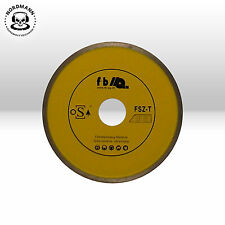 disque de coupe diamant Ø disque diamant 115 x 22,23 mm F+B FSZ-T Grès cérame
