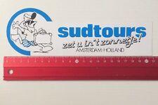 Aufkleber/Sticker: Sudtours Zet U In't Zonnetje - Amsterdam Holland (150416120)