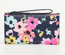 Kate Spade sylvia wildflower bouquet large continental wristlet Phone Wallet NWT