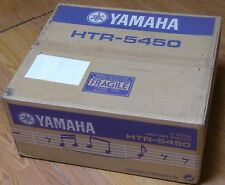 NEW Yamaha HTR-5450 A/V Receiver with Dolby Digital and DTS Black