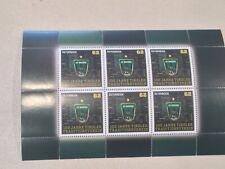 Austria 2013 100 Years Soccer Sheet of 6 Mnh Scott#2455 Nice Souvenir Sheet