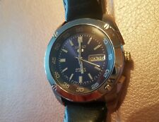LARGE Seiko 5 automatic mens watch 7s26s