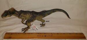 Papo ALLOSAURUS Theropod Dinosaur Figure w/ Movable Jaw BRAND NEW +Tags #55016