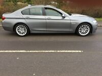 BMW 5 Series 520d [190] Luxury 4dr Step Auto Saloon Diesel Automatic 2015