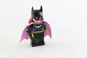 Lego Minifigure Batgirl sh092 Batman II 76013 Mini Figure