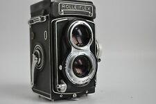 Rolleiflex T (type 1); Tessar 1:3.5 75mm (no. 2221928) CLA 2018