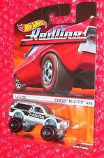 Hot Wheels Redline #14  Chevy Blazer 4X4  CFN85-D710  Police