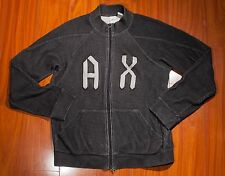 Armani Exchange Logo Men's Zip Up Jacket - Size Medium