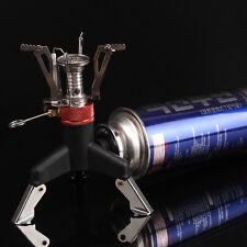 Outdoor Camping Gas Stove Adapter Three-Leg Transfer Head  Nozzle Screwgatel FG