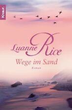 Wege im Sand von Luanne Rice