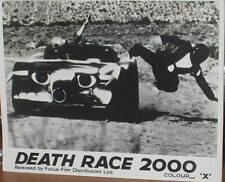 DEATH RACE 2000 1975 Publicity Still/Photo - Calamity Jane - David Carradine